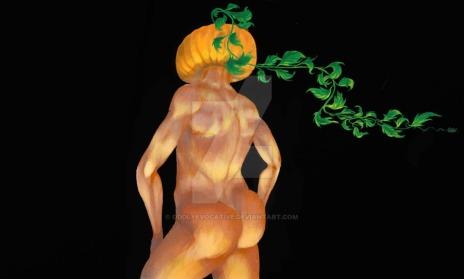 "©2015 ""Halloweeny"", digital paint, original.  Available on: ArtPal | Redbubble | Society6 | Etsy | Gumroad"